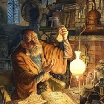 alchemist Santiago