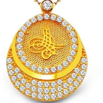 Gold Tuğra