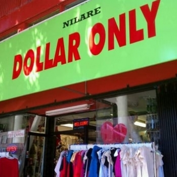 Dollar Only
