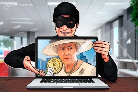 Prens Harry ve Meghan Markle, Bitcoin Dolandırıcılığının Yüzü Oldu