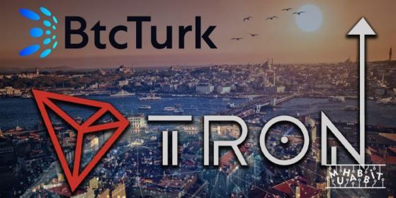 BTCTurk TRX'i Listeledi Fiyat 18 TL'ye Vurdu! TRC-20 Desteği Gelecek Mi?