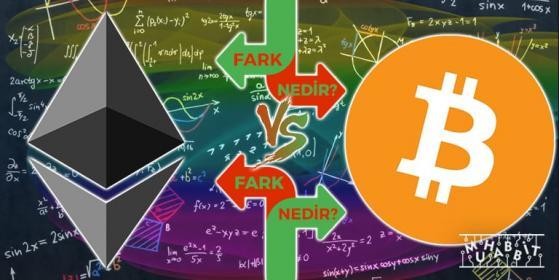Bitcoin vs Ethereum: Aradaki Fark Nedir?