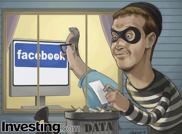 Facebook Hisseleri Ateş Fırtınasıyla Düşüyor