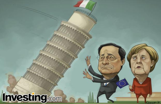 İtalya Draması ile Yatırımcılar Gergin
