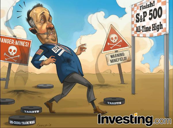 S&P 500 Tüm Zamanların En Yükseğine Yaklaştı