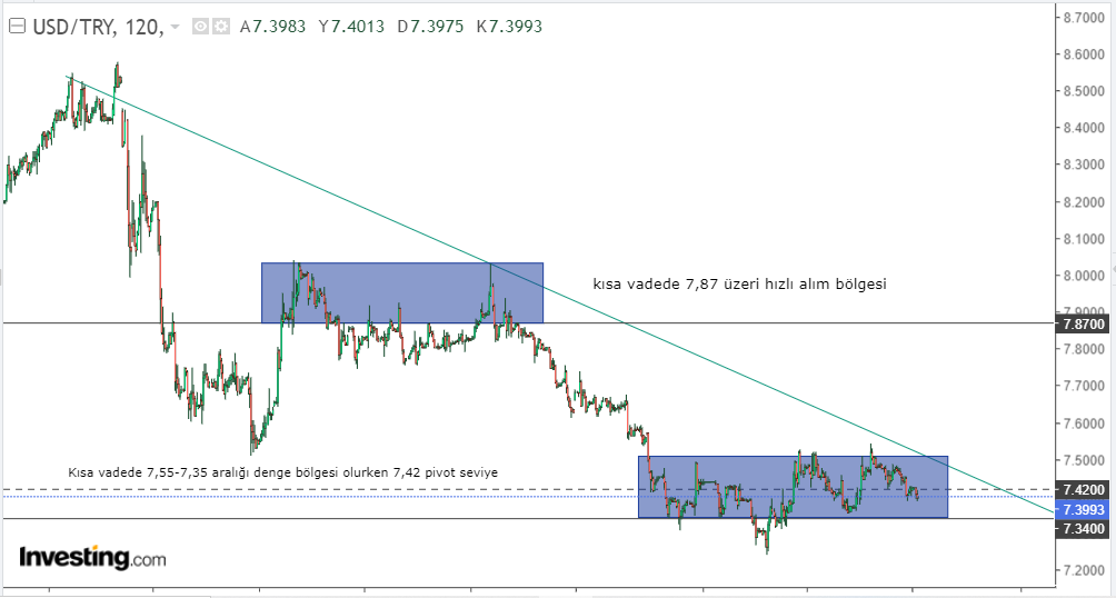 Dolar/TL 21 Ocak